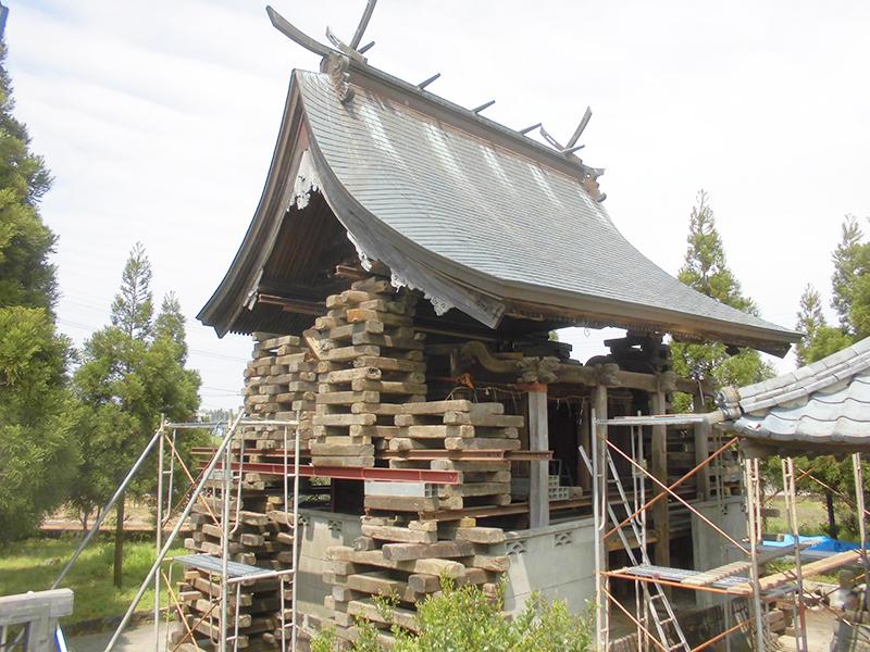 創業明治45年の実績。曳家工事・解体工事など、日本全国出張工事承ります!